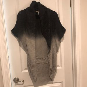 Like new Anthropologie ombré cardigan - small